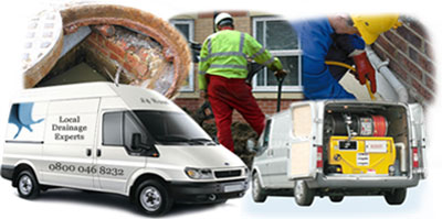 staffordshire drain cleaning
